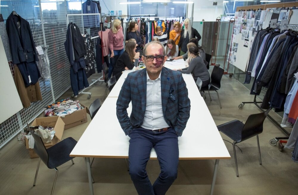 """Baltika juht Meelis Milder peab ettevõttes väga oluliseks just töötajaid. """"Nii ettevõtetel kui ka nende juhtidel on tõuse ja paigalseise, aga ilmselt olen olnud õnnelik inimene. Alati on tulnud uued mõtted, meeskond on toetanud, meeskonda on tulnud uued i"""