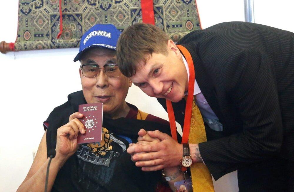 Roy Strider ja dalai-laama