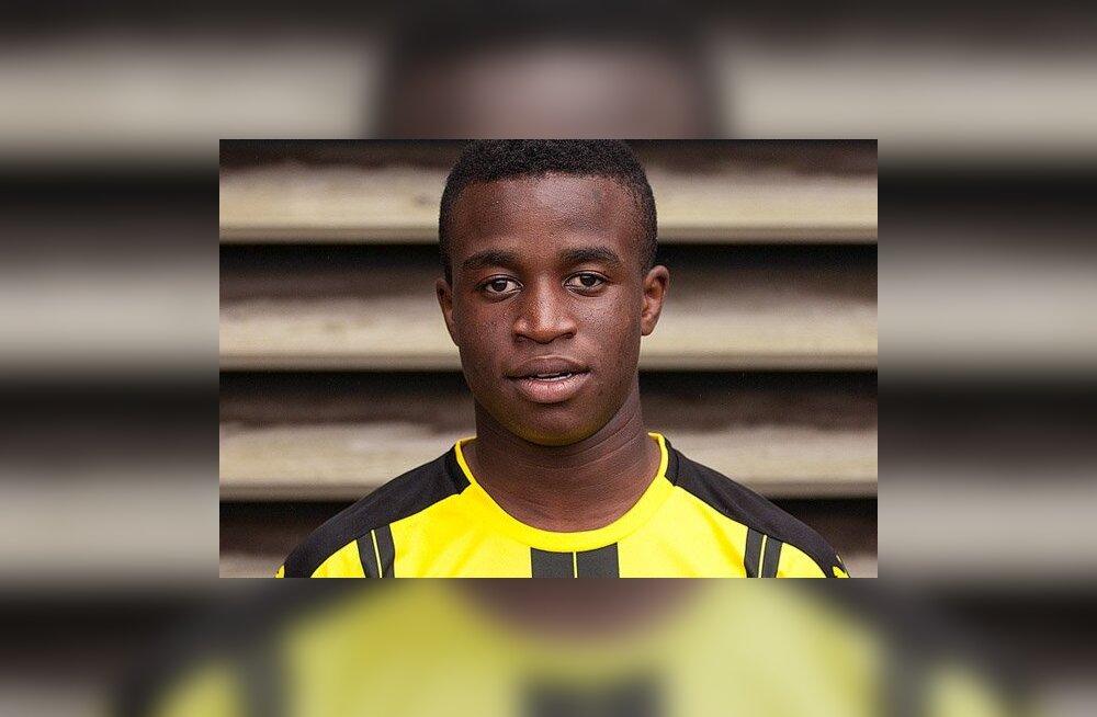 VIDEO   Kas tõesti nii noor? Dortmundi Borussia U17 meeskonna liider on vaid 12-aastane ründaja