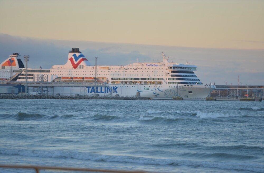 Tallink koroonaviirusest: oleme kõrgendatud valmisolekus