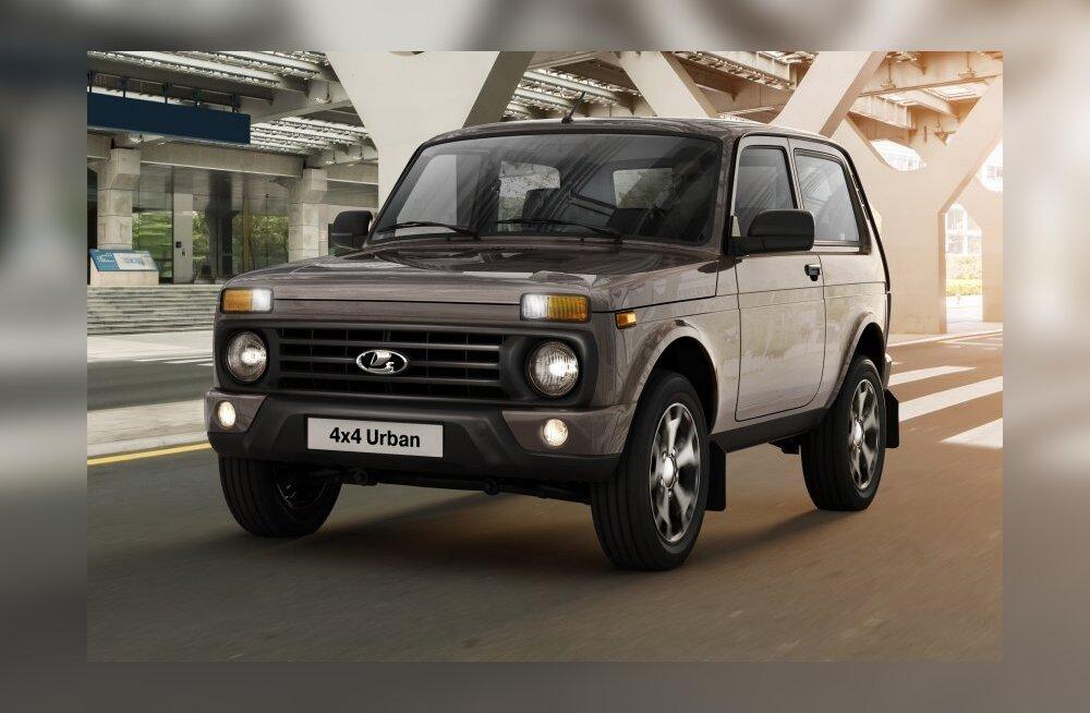 Niva nime all toodab autosid edaspidi üksnes AvtoVAZ, vana klassik sai uue kuue