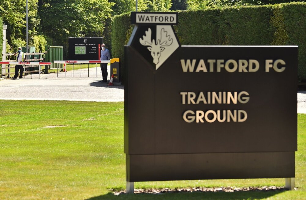 Veel kaks Watfordi mängijad alustasid 14-päevast karantiini
