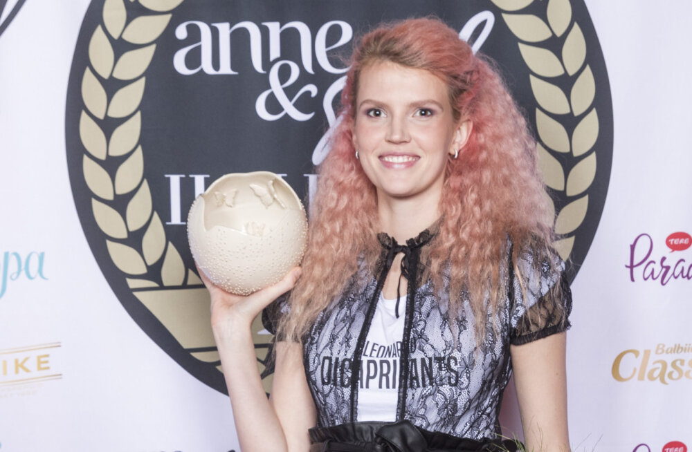 Ajakirja Anne & Stiil eilsel galaõhtul kuulutati välja ajakirja aasta naine ja aasta parimad ilutooted!