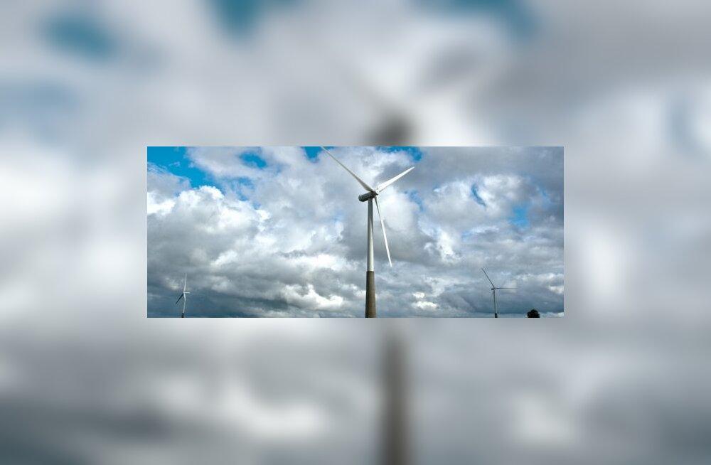Kuhu tasub Eestis tuulikuid püstitada?