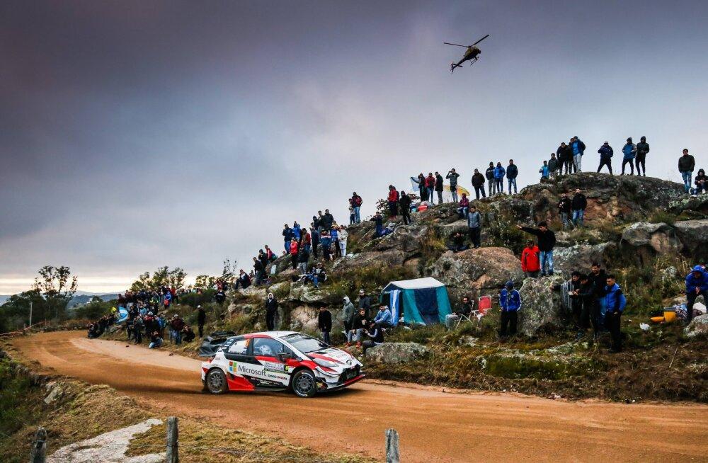 Uus kandidaat: Lõuna-Ameerika riik soovib korraldada WRC-etappi