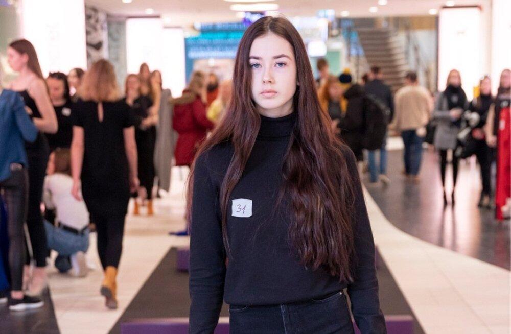 ERKI moeshow modellide casting 2019