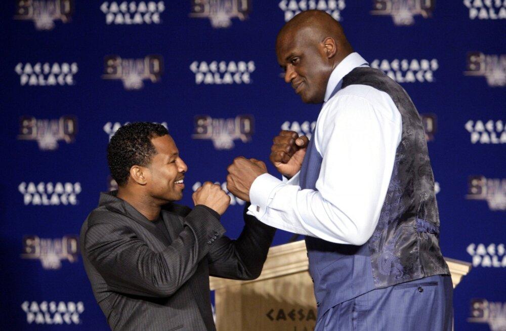 Shaquille O'Neal oli poisike kui NBA-s olid kõige karmimad ajad ja kombed