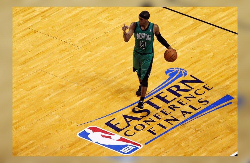 Rajon Rondo, Boston Celtics, NBA