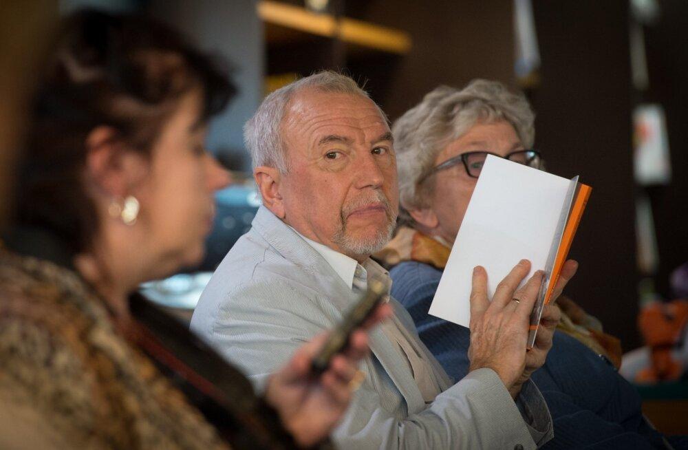 """Raamatu """"Saaremaa valss. Georg Otsa elu"""" esitlus"""
