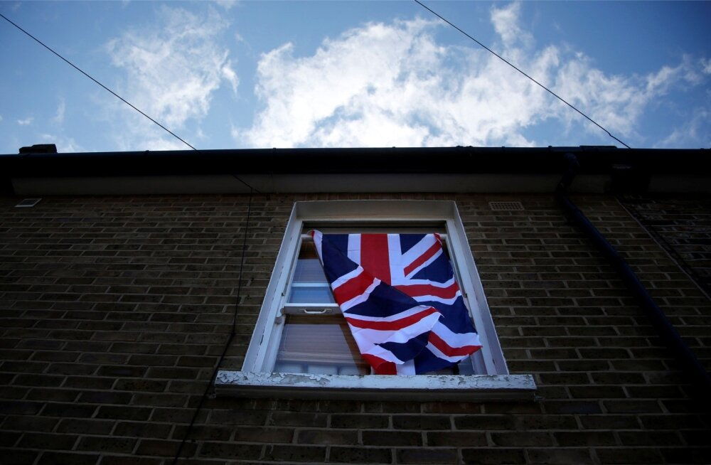 Suurbritannia liidust väljas, aga...