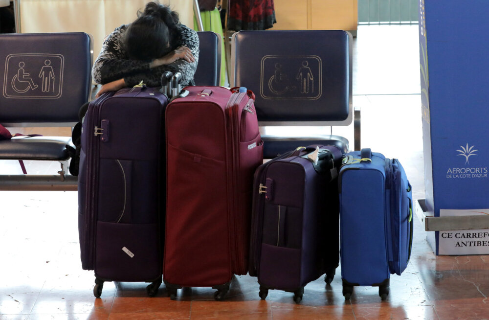 В МИД Эстонии обращались за помощью в возвращении домой отдыхавшие в Испании и на Кипре