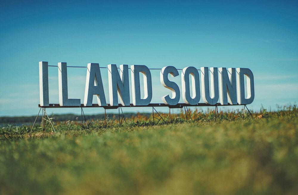 Saaremaa vallavalitsus I Land Sound suvepäevadest: kohal käis politsei