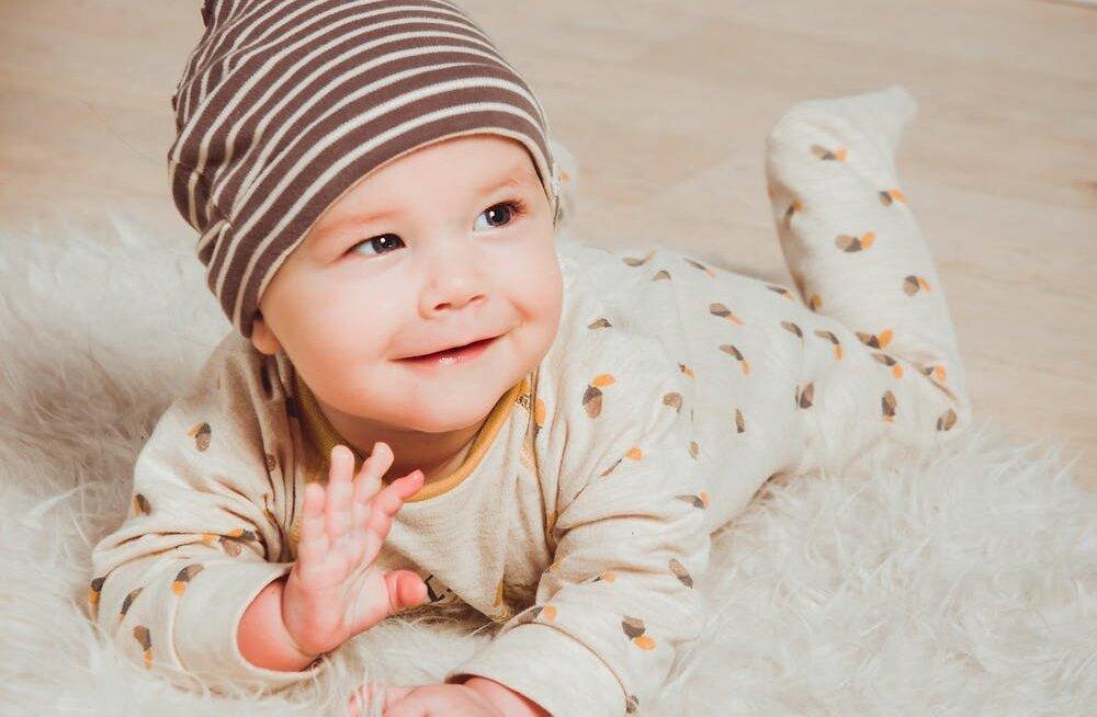 EESTIS ON HEA LAPSEVANEM OLLA   Kolmandaid lapsi sünnib järjest rohkem