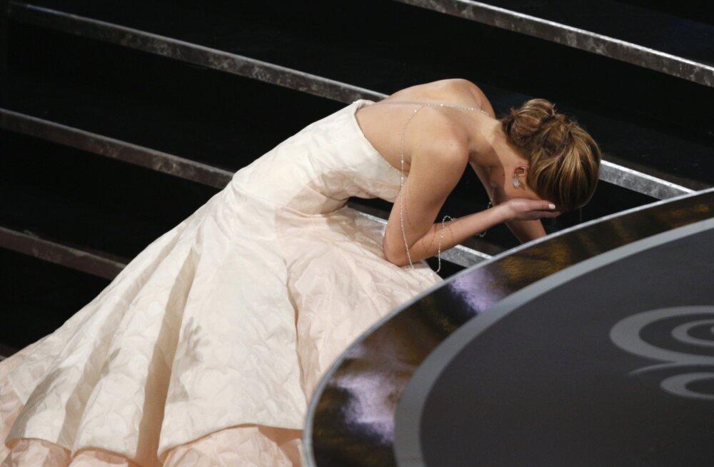 10 aasta 10 meeldejäävaimat Oscari-kleiti