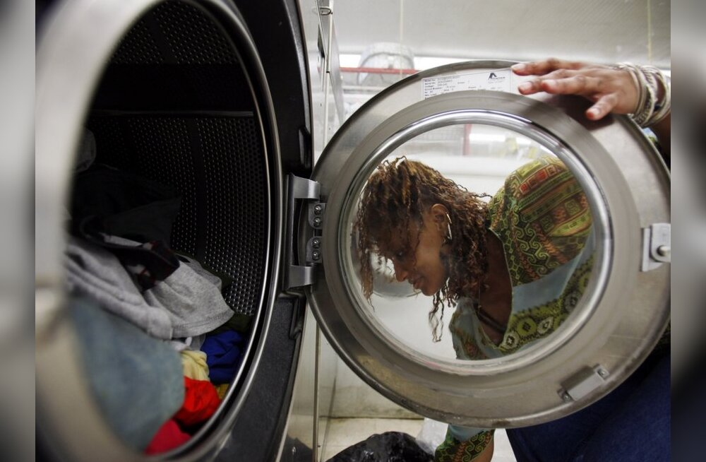 Narkomaanist ema tappis lapse pesumasinas