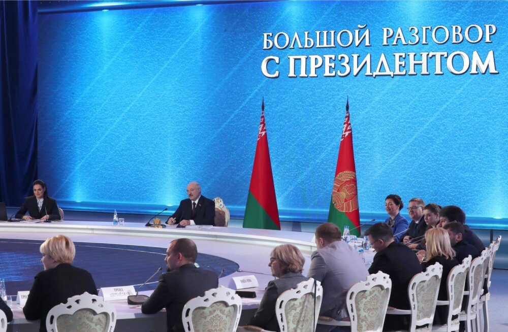 Lukašenka: valgevenelased tahavad Venemaaga koos olla, aga elada oma korteris