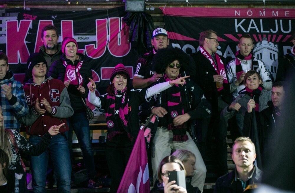 Nõmme Kalju FC vs FC Levadia 1-1