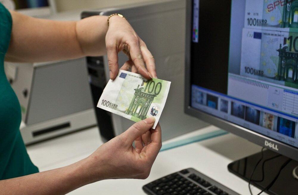 Võltsingu tuvastamine