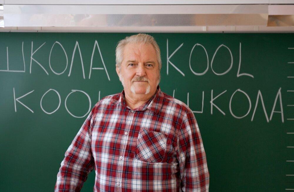 Vastne kahe kooli direktor Arne Piirimägi on juhtinud Kiviõlis koole, olnud Tartu ülikoolis ja Narva kolledžis lektoriks-õppejõuks, töötanud haridusministeeriumis ja Ida-Viru maavalitsuses haridusspetsialistina, uurinud õpetaja rolli multikultuurses kooli