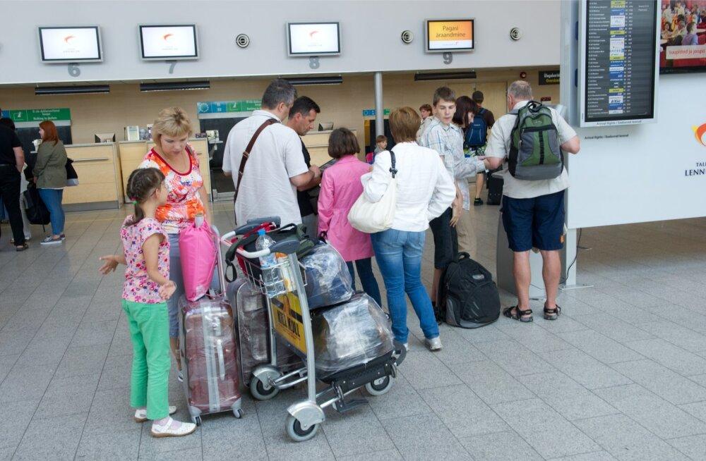 Чуда не произошло: чартерный рейс из Таллинна в Турцию отменили за сутки до вылета