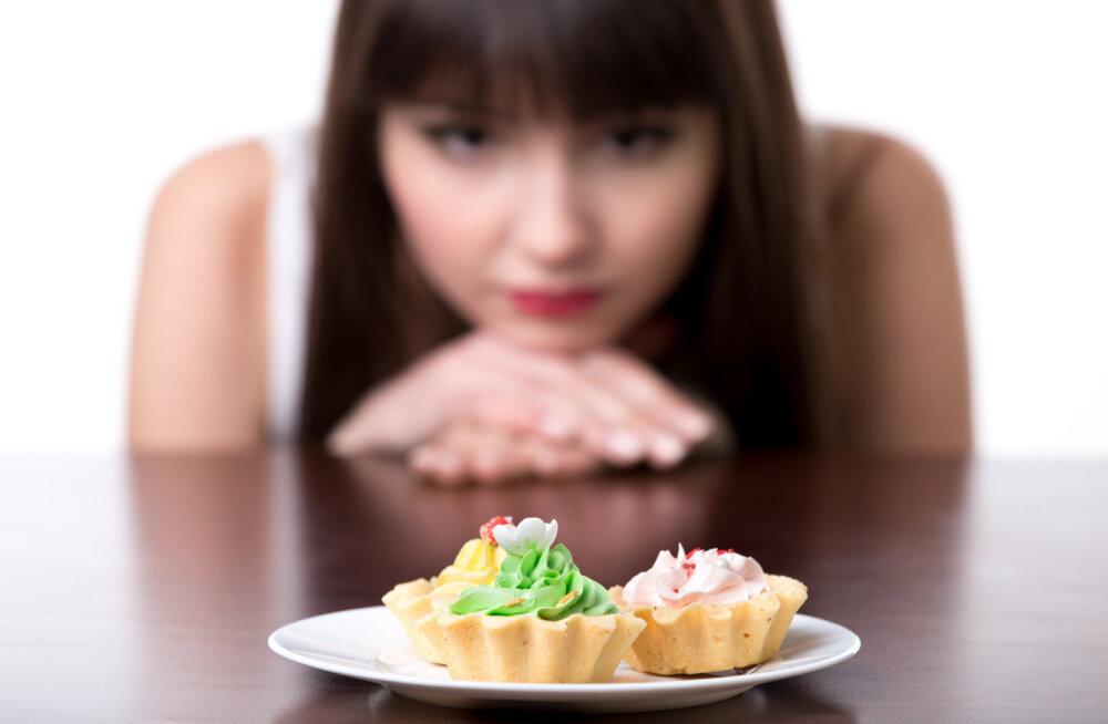Vabane emotsionaalsest söömisest ja vähenda kehakaalu koputamise ehk EFT abil