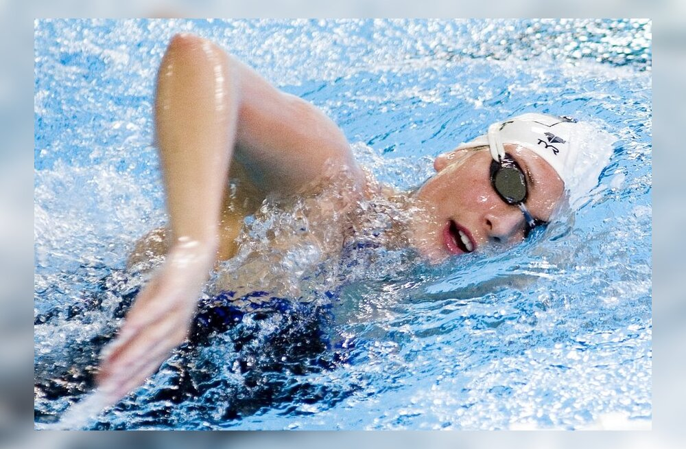 Ujumise EM: Triin Aljand pääses õhtusesse poolfinaali