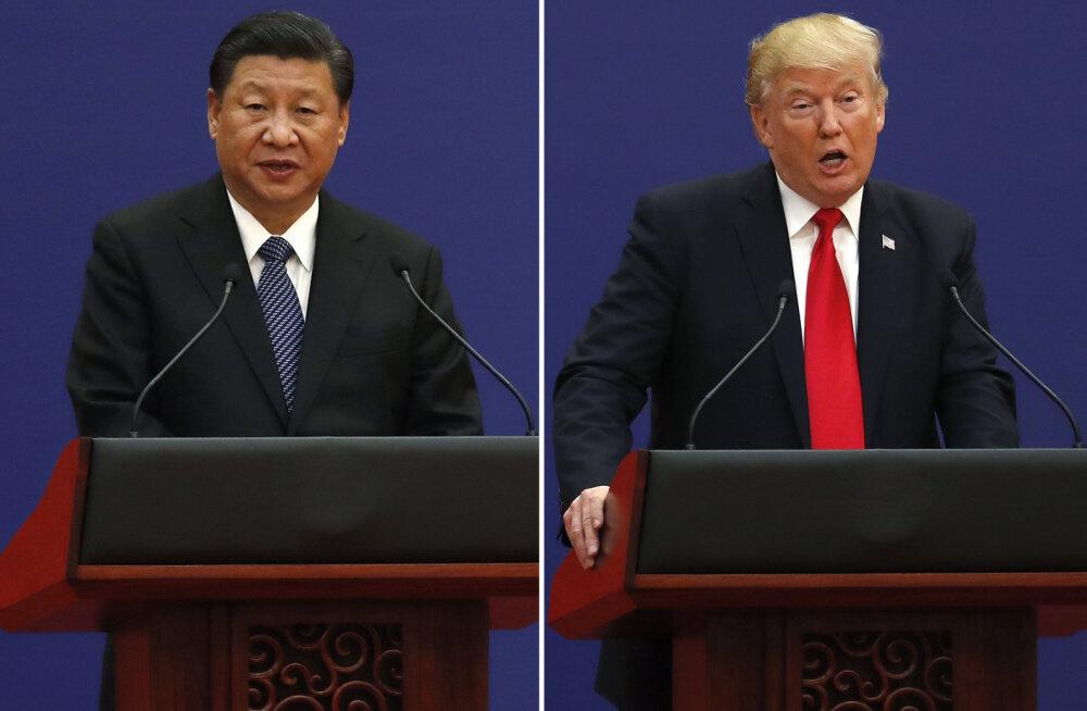 Ökonomist: USA ja Hiina kaubanduskonflikt ohustab ka Eestit