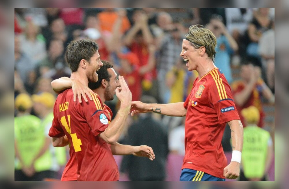 Alonso ja Torres, Hispaania