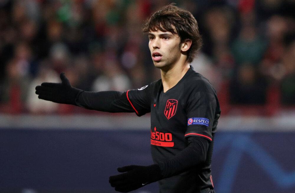 """Madridi Atletico ja Portugali koondise täht valiti """"Kuldseks Poisiks"""""""