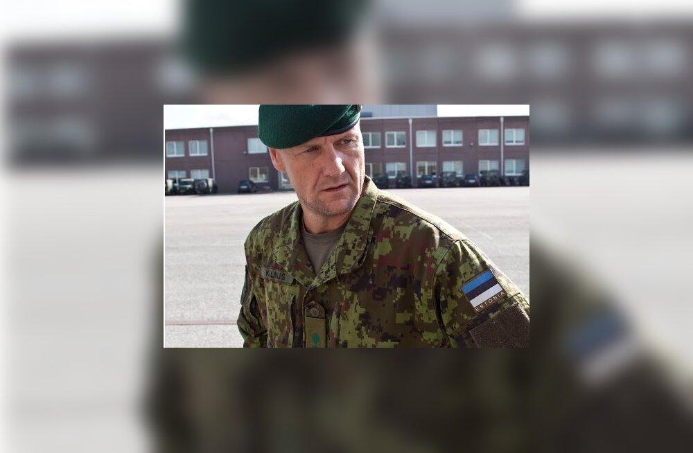 Kolonelleitnant Kalmus: 1. jalaväebrigaad on harjunud proovikive vastu võtma