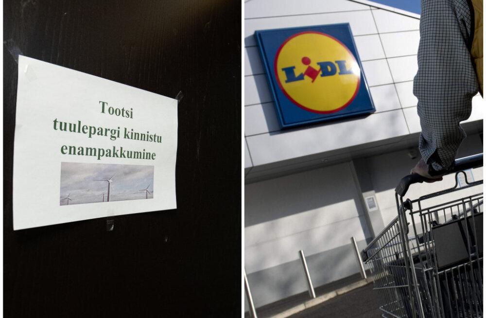 ERISAADE | Eesti Energia läks miljoneid puistates liiale? Paradoks: Lidli tuleku taustal ostukorv hoopis kallineb?