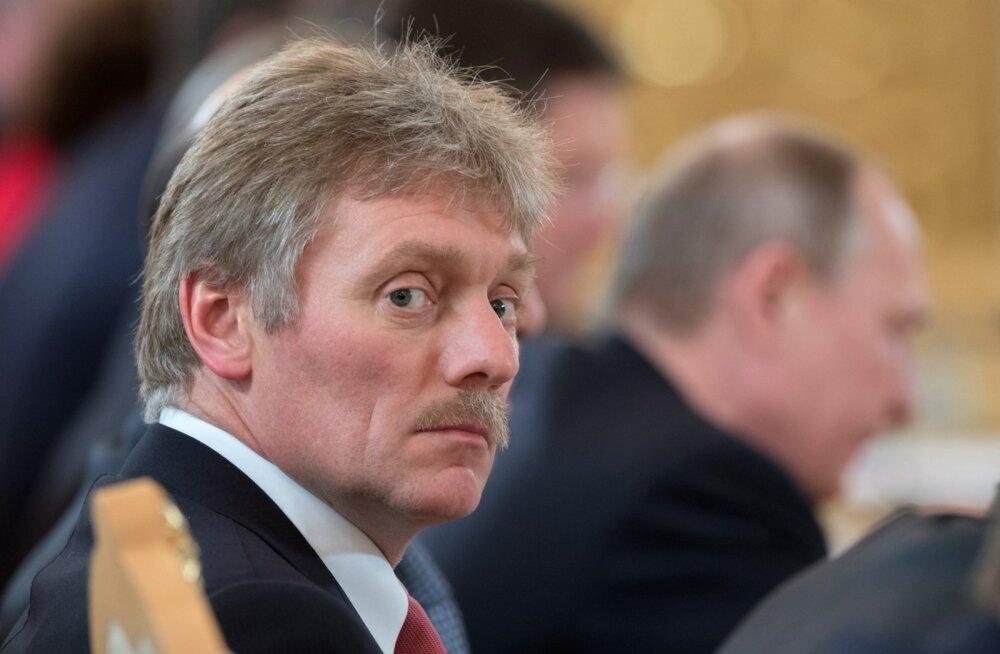 Kreml: mingist tehingust USA-ga Krimmi kohta ei saa juttugi olla