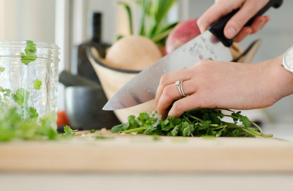 Nutikas perenaine ei viska midagi ära: head nipid, kuidas toidujääke kasutada, raiskamist vähendada ja raha kokku hoida