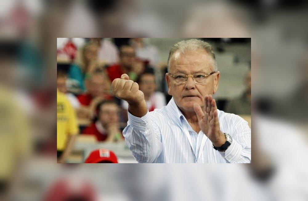 Serbia korvpallikoondis jäi üllatuslikult peatreenerita