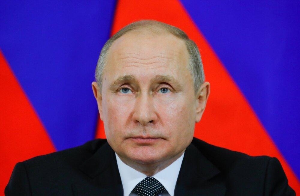 Kreml: Putinil ei ole Venemaa poliitilisel Olümposel konkurente