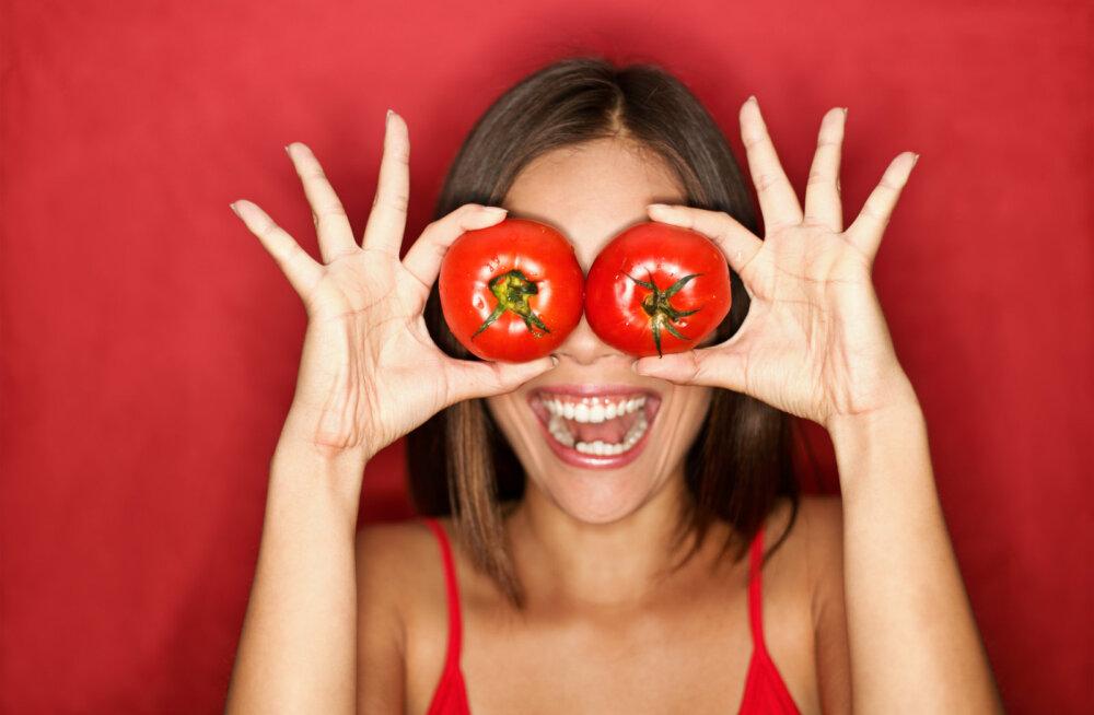 Mida süüa, et olla rõõmus ehk toit mõjutab olulisel määral meie meeleolu