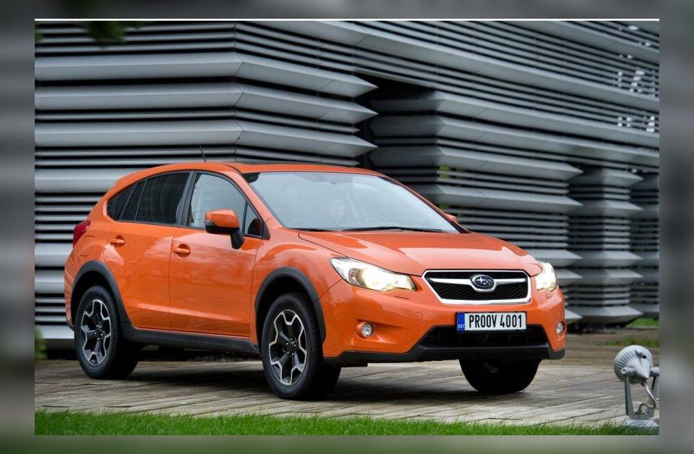Subaru väike linnamaastur võtab kokku eestimaalaste põhilised autonõudmised