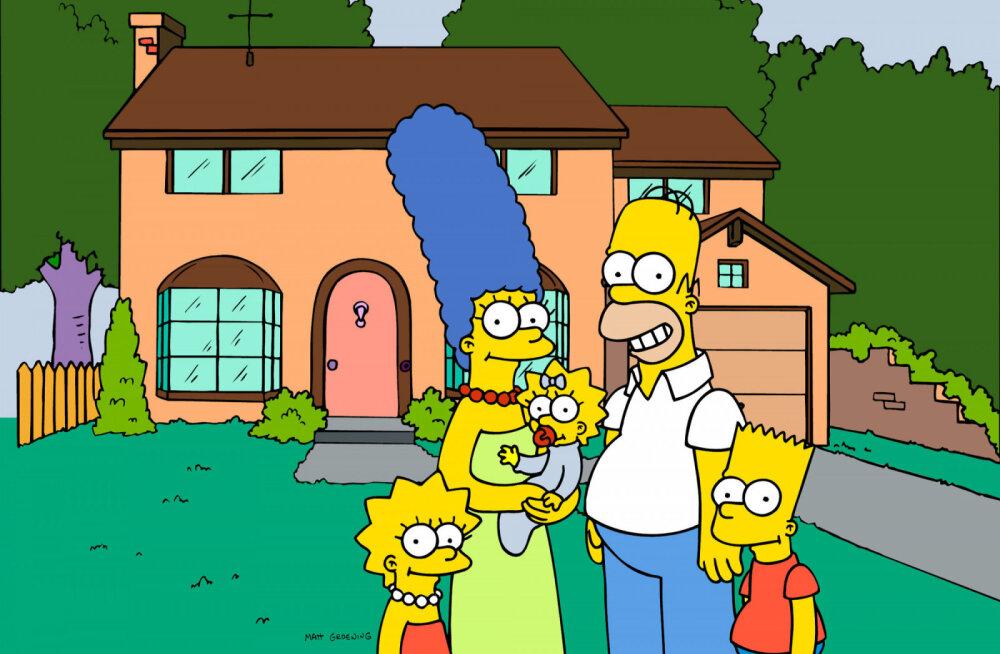 """Tulevik ebaselge: Kas tõesti jääb """"Simpsonite"""" käesolev hooaeg viimaseks?"""