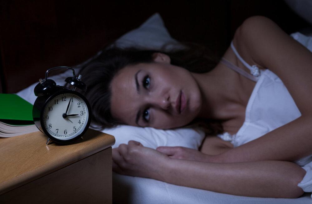 Tööstress koos unetusega on seniarvatust tõsisem probleem