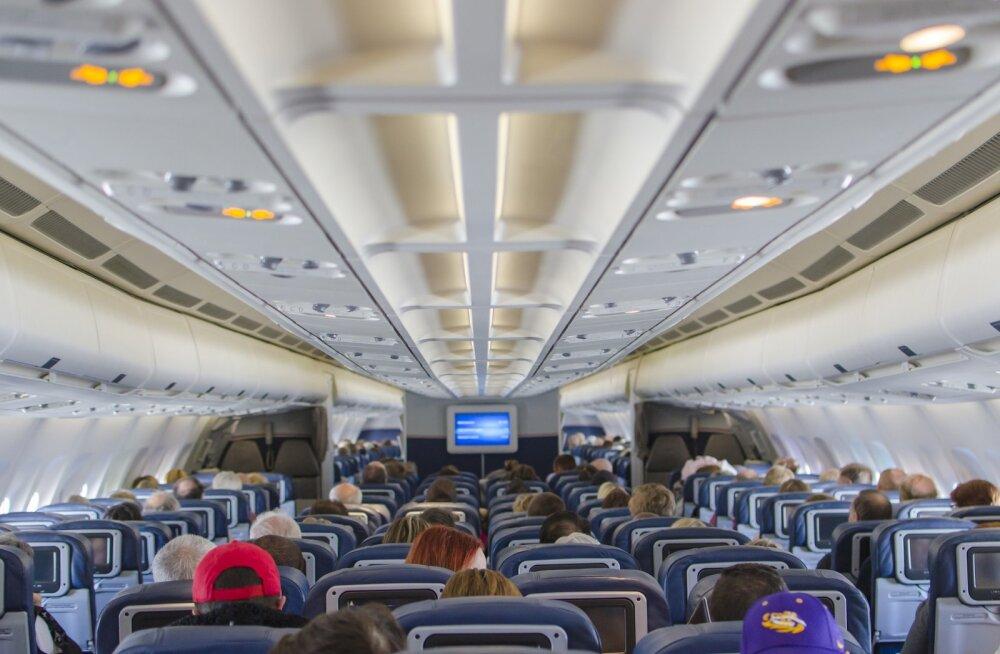 ÜLLATUS   Kas sina tead, milline on lennuki kõige räpasem osa?