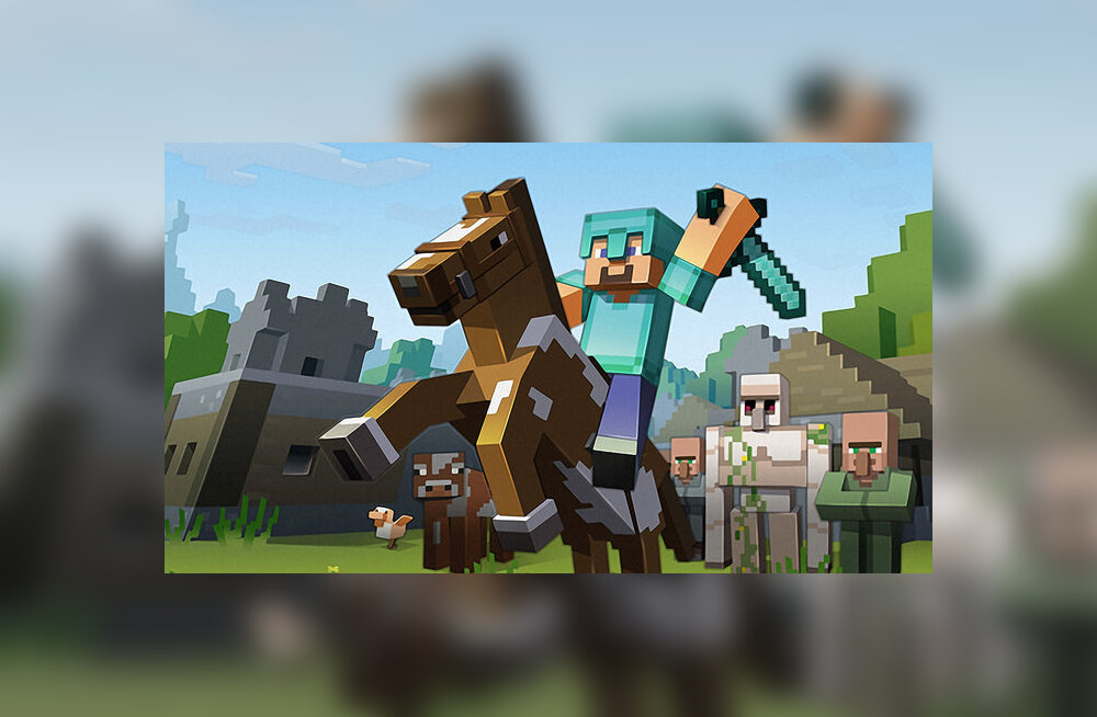 """Kuu suurim videomängu-uudis: Minecraftist saab """"tõeline mäng"""""""