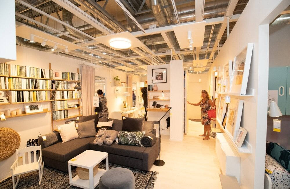 IKEA Eesti väljastuspunkti avamine