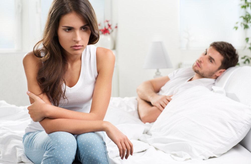 Kümme tavalist viga, mida naised suhtes olles teevad