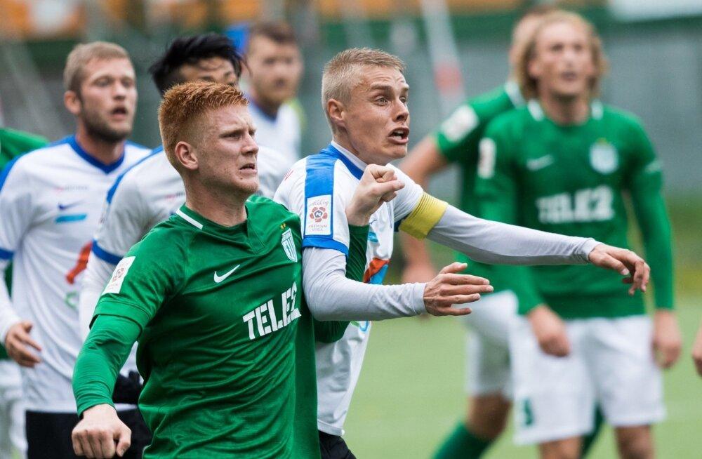 Tallinna Kalev vs FC Flora