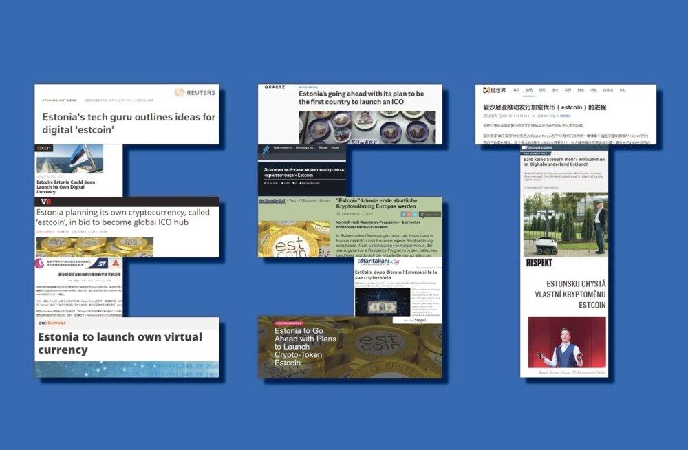 <em>Estcoin</em> maailma meedias