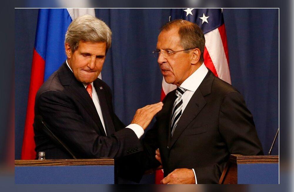 Lavrov peab Russia Today Putini hääletoruks nimetamist Kerry poolt ebakultuurseks