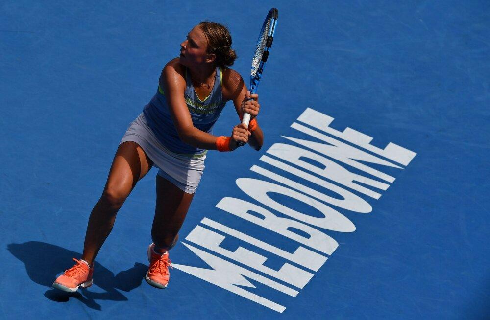 Kontaveidil on Australian Openil 20. asetus, vastane selgub neljapäeval