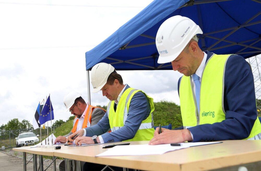 Eleringi hiigelinvesteering aitab tagada Balti riikide sõltumatuse Vene elektrist