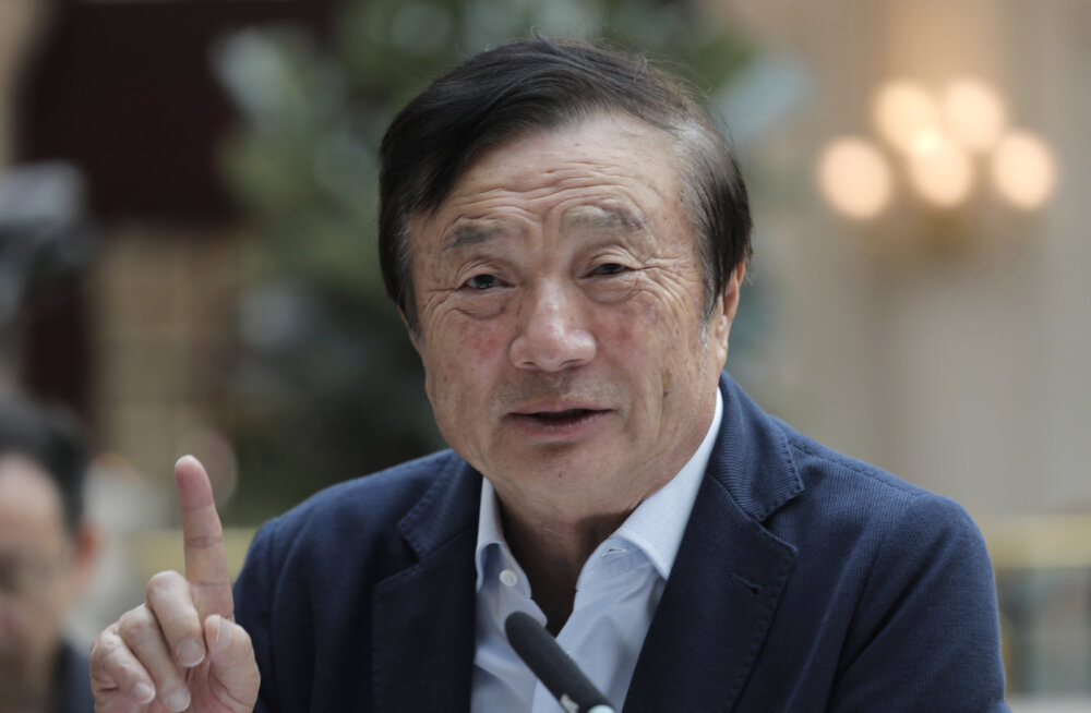 Huawei tõmbub Euroopast välja? Ettevõte on valmis kõik 5G patendid läänes maha müüma