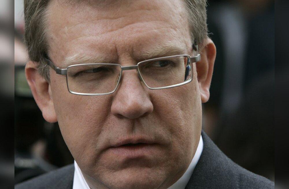 Kudrin kavatseb Medvedevi peaministriks saamise korral tagasi astuda
